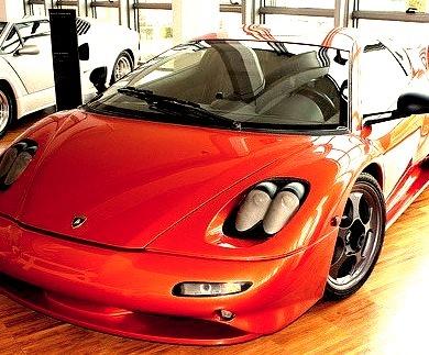 Lamborghini Canto