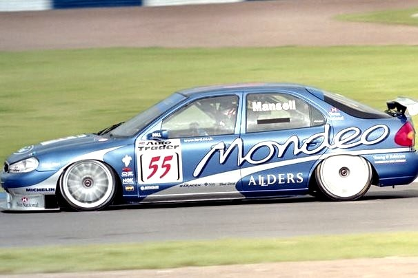 1998 BTCC Ford Mondeo(Peter Still Photographic)