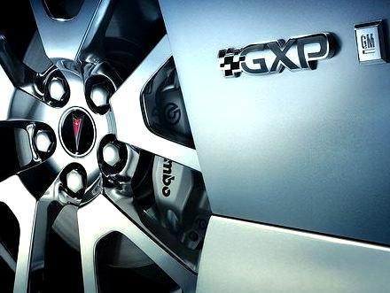 09 Pontiac G8 GXP Wheel