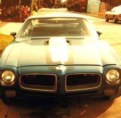 70 Pontiac Trans Am