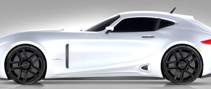 Jaguar E-X50