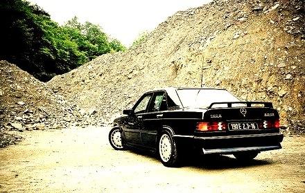 86 Mercedes-Benz 190E