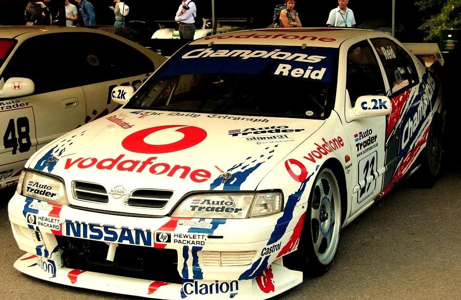 99 Nissan Primera BTCC