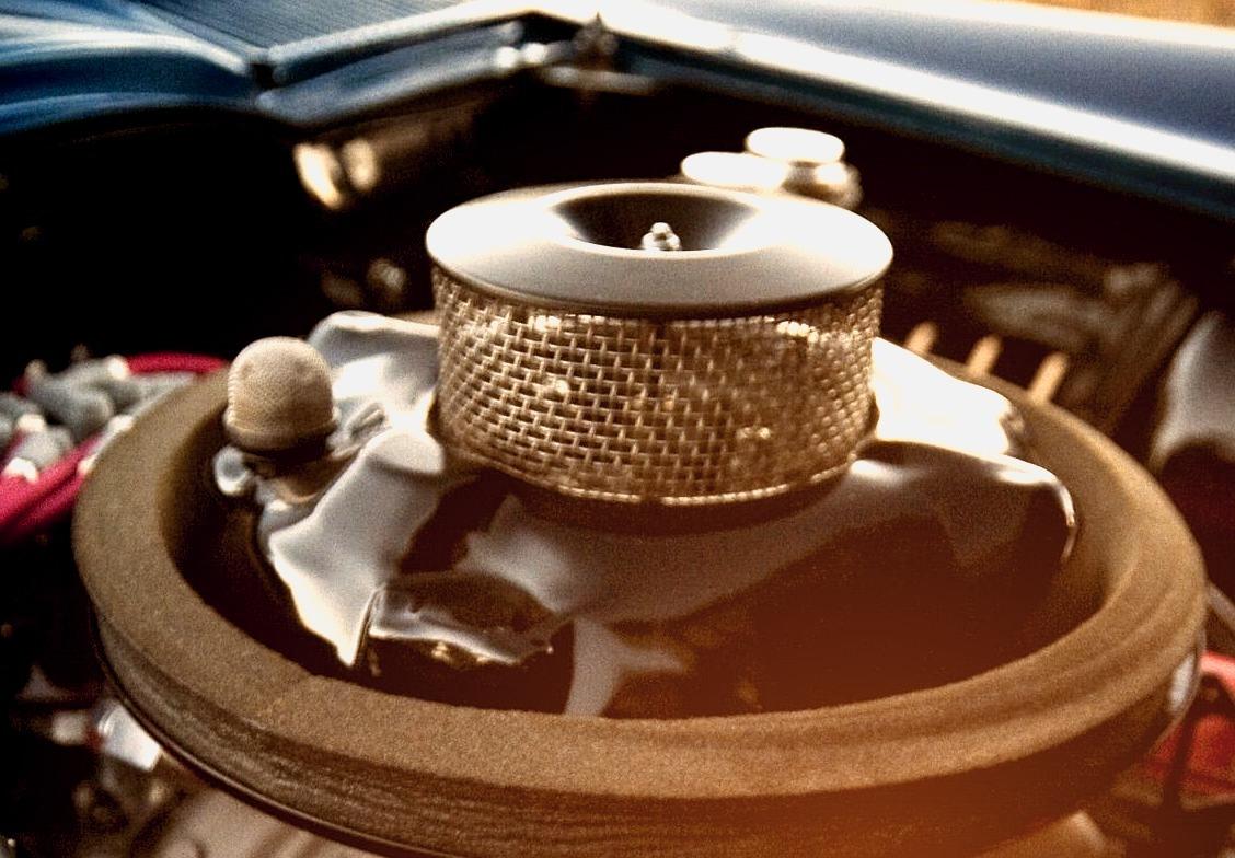 1967 Chevrolet Corvette 427ci-435HP Tri-power Coupe, Pickett Race Car Engine Bay