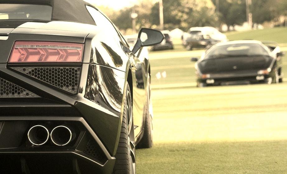 Lamborghini Gallardo and Diablo