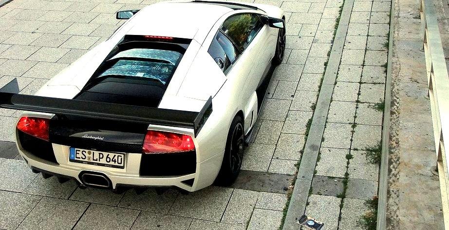 BF Performance Lamborghini Murcielago LP 640-4