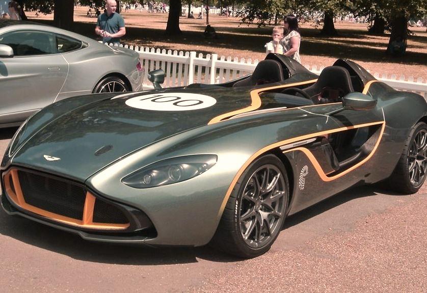 Aston Martin CC-100