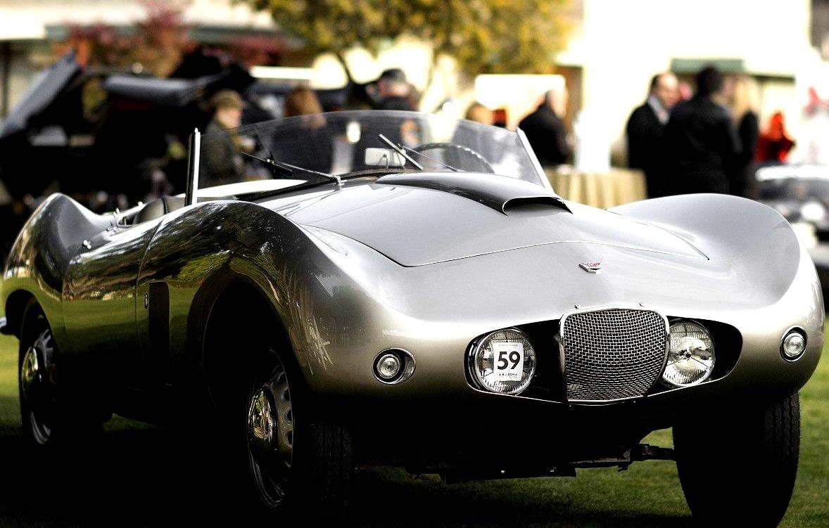 1956 Arnolt Bristol Boldie Special - Arizona Concours d'Elegance 2014