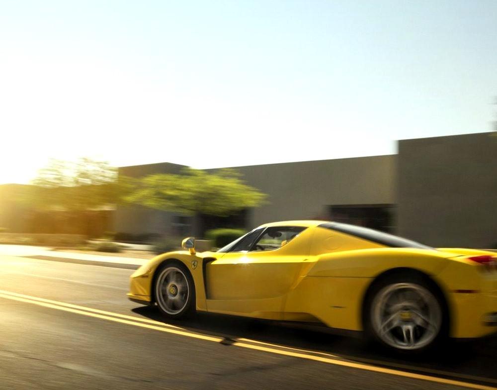 Ferrari Enzo - Supercar Run 5